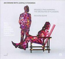 Evening With Leopold Stokowski, New Music