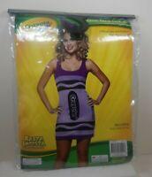 Rasta Imposta Purple Crayon Tank Dress & Hat NIP Fits Sz 4-10