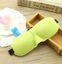 Padded Eye Mask 3D Soft Blindfold Sleeping Aid Rest Sleep Travel Eye Cover