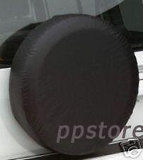 "SPARE TIRE COVER 235/75R16 29"" 30"" 31"" NEW BLACK PLAIN  D2107G"