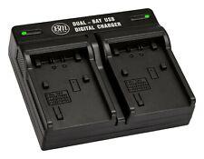 BM Dual Battery Charger for Sony HDR-PJ230 PJ260V PJ380 PJ430V PJ650V PJ760V