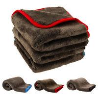1200gsm Ultra-Thick Car Drying Towel Microfiber Cloth Car Polishing Detailing