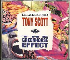 Part 2 & Tony Scott-The Greenhouse Effect 3trk CD 1991