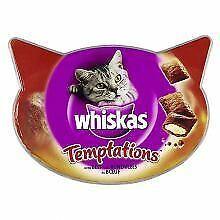 Whiskas Temptation Beef - 60g - 573492