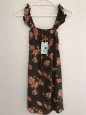 WISH Floral Silk Dress BNWT S8 RRP129.95