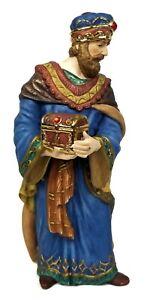 Kirkland Signature Nativity Wisemen Kings 75117 Porcelain Replacement Christmas