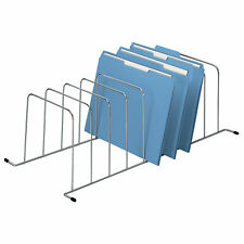 Fellowes Vertical File Organizer For Desktop Or Drawers 11 12 X 23 14 X 7 12