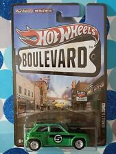 HOT WHEELS BOULEVARD RENAULT 5 TURBO NEW