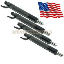 4PK Diesel Fuel Injector for Bobcat 863 873 T200 Skid Loader Deutz 1011 Engine