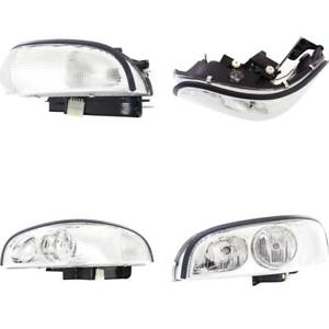 GM2502160 Headlight for 97-05 Buick Park Avenue Left