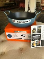 Le Creuset Marine Cast Iron Balti Dish 2 Quart