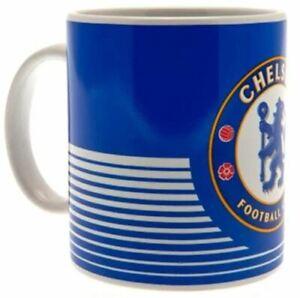 Chelsea FC Mug - Linear Cup 11 oz