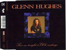 GLENN HUGHES - SAVE ME TONIGHT  - CD MAXI JEWEL CASE 2 TITRES  1995 RARE