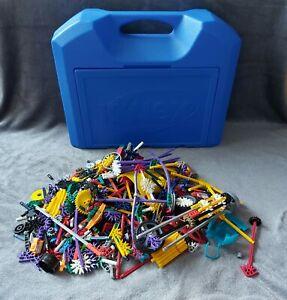 K'Nex - Kids Big Bundle. Storage Box, Tested Motor & Mixed K'Nex Included.