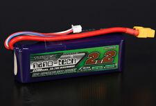RC Turnigy nano-tech 2200mah 3S 35~70C Lipo Pack