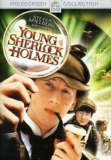 Young Sherlock Holmes DVD Region 1
