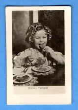 SHIRLEY TEMPLE  VINTAGE PHOTO CARD PUBLISHER LATVIA  521