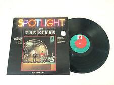 THE KINKS SPOTLIGHT ON THE KINKS VOL 1 AUSTRALIAN PRESS LP