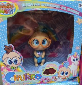 DISTROLLER CHURRO FIGURE TOY CHAMOY Y AMIGUIS USA SELLER