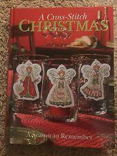 A Cross Stitch Christmas Book Set- A Season to Remember & Seasonal Sensations