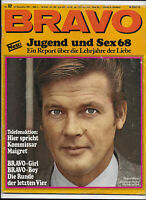 BRAVO Nr.52 vom 18.12.1967 Cliff Richard, Peggy March, Roger Moore, James Brown