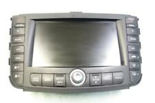 07 08 Acura TL TYPE S GPS Navigation Display Screen Module 39051-SEP-A62ZA
