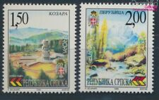 Serbian Republic bos.-h 125-126 MNH 1999 Nature-, National (8610114