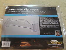 NEW Babylock Wave/Straight Template  BLHWST GH1224-6
