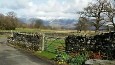 Self Catering Holiday 02/11/19 Lodge Cottage Lake District Cumbria Field House