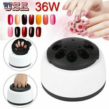 Practical Nail Art Electric Steam off UV Gel Polish Removal Machine Steamer New