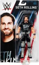 WWE SETH ROLLINS T-SHIRT RAW BASIC SERIES 85 MATTEL ACTION WRESTLING FIGURE NXT