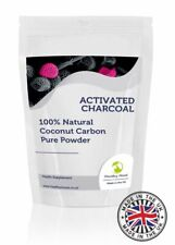 Activated Charcoal 100% Coconut Carbon 50g POWDER