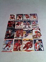 *****Theoren Fleury*****  Lot of 100 cards.....60 DIFFERENT / Hockey