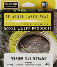 Royal Wulff Premium Plus Textured 5 WT Fly Line FREE FAST SHIPPING