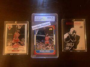basketball cards Michael Jordan RookieRP