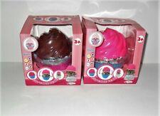 Cupcake Ours Séries 1 Doux Animal Surprise Râpe Beary Chocolat & Cerise Cuddy