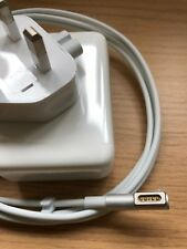 "Genuine renovado 60 W Macbook Pro 13"" Magsafe 1 Adaptador Cargador 2009-2012"