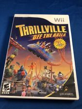 Wii Thrillville Off The Rails Game