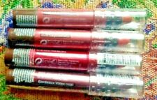 Lot of 4 Assorted Burt's Bees Lip Crayon BRAND NEW SEALED