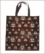Poo EMOJI SHOPPING BAG / TOTE BAG / Stocking Filler
