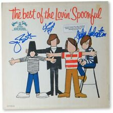 The Lovin' Spoonful Band Signed Autographed Album Cover Sebstian JSA HH36168