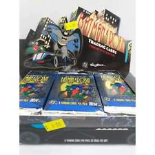 1995 SKYBOX ADVENTURES OF BATMAN AND ROBIN FOIL PACK