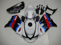 Cowling Kit Fairing Bodywork Kits work for Suzuki TL1000R 98-02 blue red white