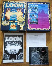 LOOM Enhanced Version - Boxed (PC CD-ROM) for MS-DOS