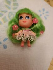 Vintage 1960's Mattel Liddle Kiddle Doll Apple Blossom Kologne