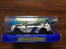 SCALEXTRIC 1/32 Generation Bentley Racing Continental GT3 #2 Slot Car  C3515 F/S