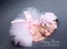 Baby Prop Photography Baby Costume Photo Photography Outfits Tutu Skirt Pink