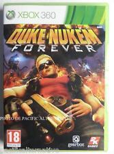 OCCASION jeu DUKE NUKEM FOREVER sur xbox 360 en francais game spiel action