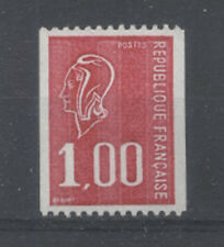 FRANCE TIMBRE ROULETTE 1895a N° rouge au verso BEQUET rouge - LUXE **