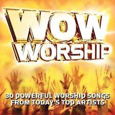 WOW Worship Yellow Bonus Tracks 2 CD set 4him Glassbyrd Katinas Jeff Deyo FFH